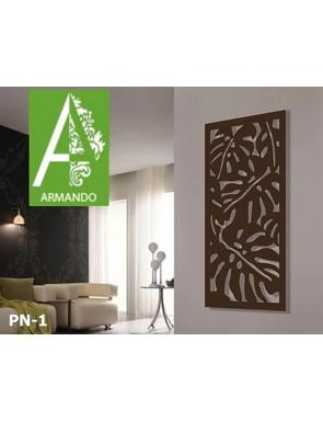PN-1 Декоративное панно с лиственным орнаментом