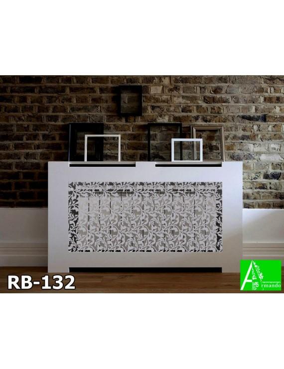RB-132 Решетка на радиатор отопления в современном стиле
