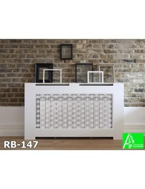 RB-147 Экран резной для декорирования радиатора отопления